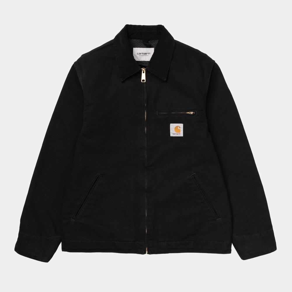 Carharttblackデトロイトジャケット